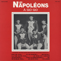 NAPOLEONS, LES  - A Go Go  ( 60s s garage rockers/ Mersybeat pop ) LP