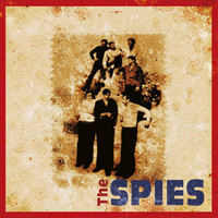 SPIES  -ST (Greek garage-beat band 1968)  LP