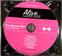 BONNEVILLES  - Dirty Photographs-digipack CD