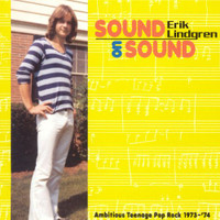 LINDGREN, ERIK  -Sound on Sound (Teen pop Brian Wilson style) CD