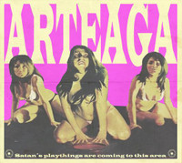 ARTEAGA   - VOL. II DIOS SO (stoner space rock)CD