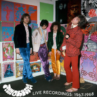 TOMORROW - LIVE RECORDINGS: 1967-68 (UK psych) CD