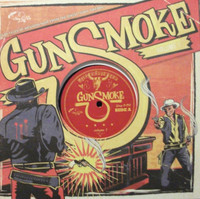 "GUNSMOKE VOL 1 - Oddball country weepers, moody rockabilly and popcorn noir from the 1950s and early 60s-)10""COMP LP"