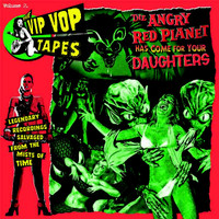 VIP VOP TAPES  - Vol 2(obscure and rare rockabilly put together by Lux Interior)  COMP LP