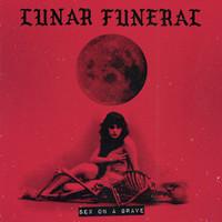 LUNAR FUNERAL -SEX ON A GRAVE (dark doom/blues masterpiece)-  CD