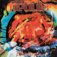 NEBULA  -DOS E.P.'S (psych heavy rock power trio)  CD