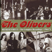 OLIVERS -BEEKER ST -THE COMPLETE RECORDINGS (1969 psych) CD