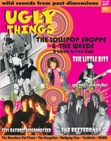 UGLY THINGS  - 47 LOLLIPOP SHOP-  BOOKS & MAGS