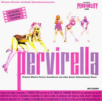 PERVIRELLA - VA MOVIE SOUNDTRACK -  COMP CD
