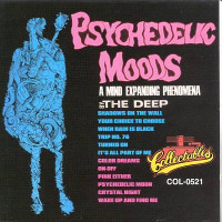 DEEP - PSYCHEDELIC MOODS OF..(rare 66 acid drench  psych) CD