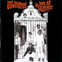 HUMAN EXPRESSION  Love At Psychedelic Velocity (60s psych) CD