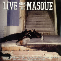 LIVE FROM THE MASQUE   - VA (FEB 1978 first generation LA punk)   COMP CD