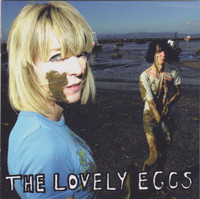 LOVELY EGGS  - COB DOMINOS(kraut-influenced psych punks)  CD