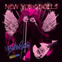 NEW YORK DOLLS  - BUTTERFLYIN  gatefold card slv CD