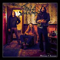 THREE SEASONS  -THINGS CHANGE(vintage '70s sounding acid blues rock)COLORED VINYL   CD