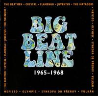 BIG BEAT LINE 1965-1968  - VA  DOUBLE CD