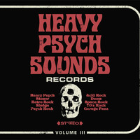 HEAVY PSYCH SOUNDS SAMPLER   - VA Vol 3   COMP CD
