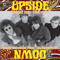 UPSIDE DOWN - VOL 6 (lysergic pop extravaganza) COMP CD