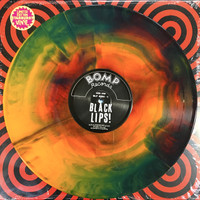 BLACK LIPS  - ST (NOT A RSD 2018 RELEASE! )50 ONLY! LTD ED STARBURST LP
