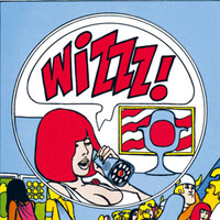 WIZZZ!   - VA Vol. 1 (60s- 70s  French) w 32 page booklet  -  COMP CD