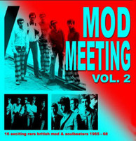 MOD MEETING  -Vol 2   COMP LP