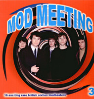 MOD MEETING  - Vol 3 -16 exciting rare British '60s mod beaters COMP LP