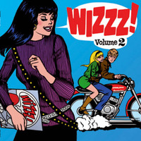 WIZZZ! VOL. 2 ( 60s French w booklet) VA  COMP LP