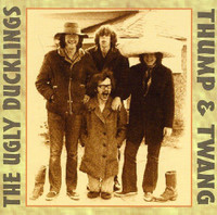 UGLY DUCKLINGS- Thump & Twang (60s garage psych DEMOS & archival recordings )CD