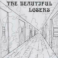 BEAUTIFUL LOSERS - Nobody Knows the Heaven  (70s French Bolan style ) CD