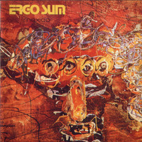 ERGO SUM -Mexico (70s French prog psych rarity) CD