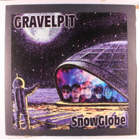 GRAVELPIT - Snowglobe (HARD  neo psych )CD