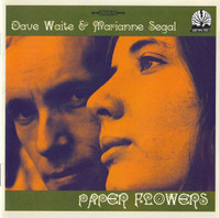 JADE- DAVE WAITE and MARIANNE SEGAL- Paper Flowers (60s Psych/Folk) CD