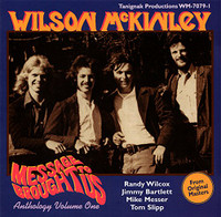 MCKINLEY, WILSON  - Message Brought To Us -Anthology (70s  psych )CD