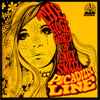 PICADILLY LINE   -The Huge World Of Emily Small (Classic English '60's psych pop )-   CD