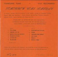 PETER HOWELL & JOHN FERDINANDO - Tomorrow Come Someday  w DVD  ( 60s private press rarity) DVD &  CD