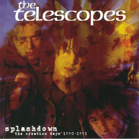 TELESCOPES  -SPLASHDOWN  THE CREATION DAYS 1990-1991  DBL 180 gram LP