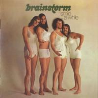 BRAINSTORM   -Smile A While(1972 Krautrock Hendrix inspired)   CD