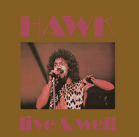 HAWK - Live and Well (1974  African psych gem) CD