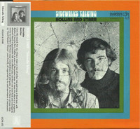 HOLLINS & STARR   - SIDEWALKS TALKING(1970 acid folk )CD