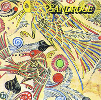 SANDROSE - ST  (70s French prog classic ) CD