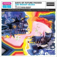 MOODY BLUES   - Days of Future Passed- CD