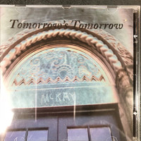 MCKAY  - Tomorrow's Tomorrow( rare private press 70s rock) CD