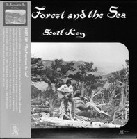 SCOTT KEY   -This Forest and the Sea (brooding, loner folk/psych)-  CD
