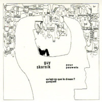 SKORNIK,GUY -Pour Pauwels  ( 70s LSD inspired psych ) CD