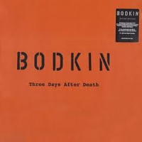 BODKIN   - Three Days After Death (Legendary UK private press 1972 PROG) LP