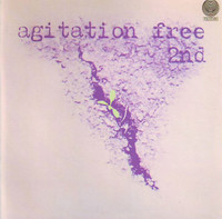 AGITATION FREE  - Second  (1973 Krautrock ) CD