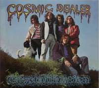COSMIC DEALER - Crystallization (psych hard-rock) DBL CD