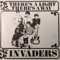 INVADERS  -There's A Light , There's A Way  (70s African fuzz )CD