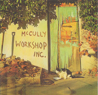 MCCULLY WORKSHOP -Inc (S. African 60's psych/garage/beat  CD