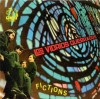 LOS VIDRIOS QUEBRADOS  Los Fictions( S. American 60s garage punk psych )CD